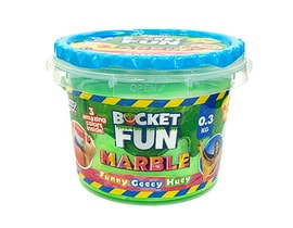 Slimy Bucket Fun marble 300 g