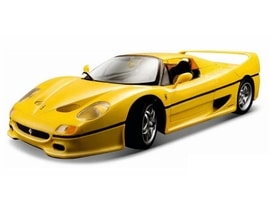 Bburago F50 (Closed Top) 1:18 Ferrari Race&Play