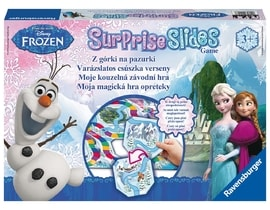 Surprise Slides: Frozen