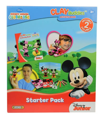 Disney Mickey Mouse Starter pack