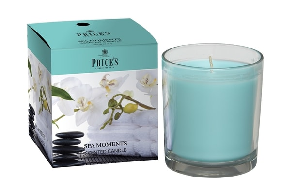 FRAGRANCE vonná svíčka ve skle Spa moments - hoření 45h