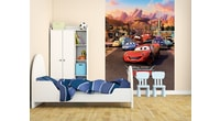 1Wall fototapeta Disney Cars 158x232 cm