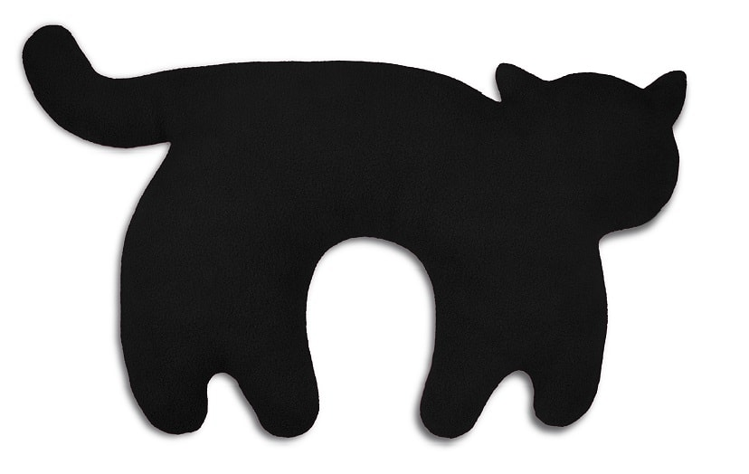 Černá wemen kočička