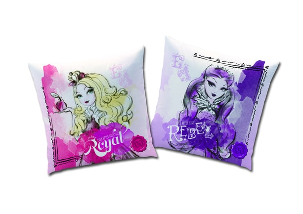 Polštářek Ever after high Versus 40x40 cm