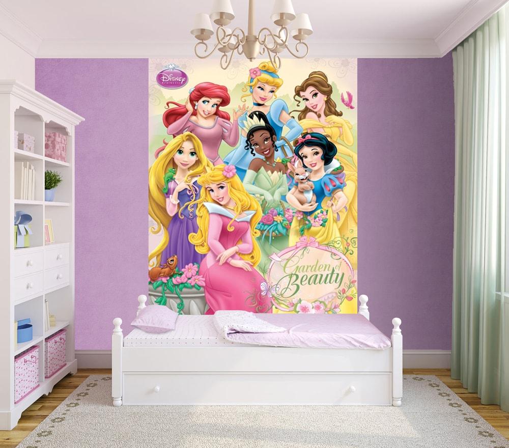 1Wall fototapeta Disney Princezné 158x232 cm