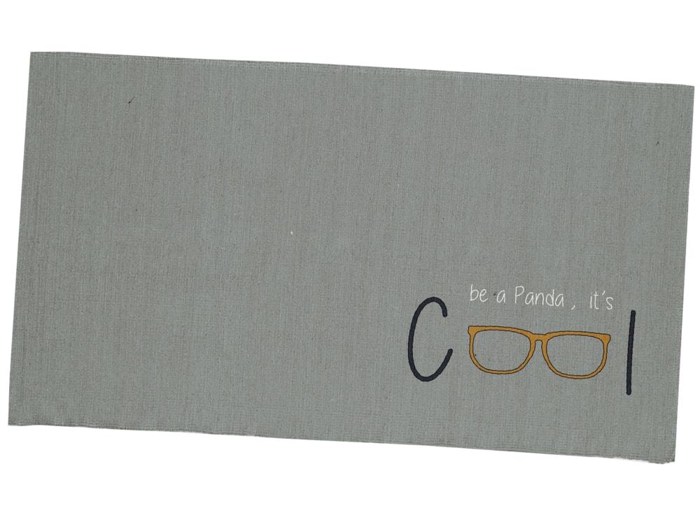 TODAY KIDS bavlněný koberec It's Cool 60x120 cm