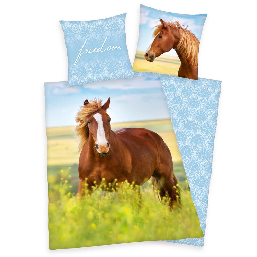Herding obliečka Kôň 140x200/70x90cm