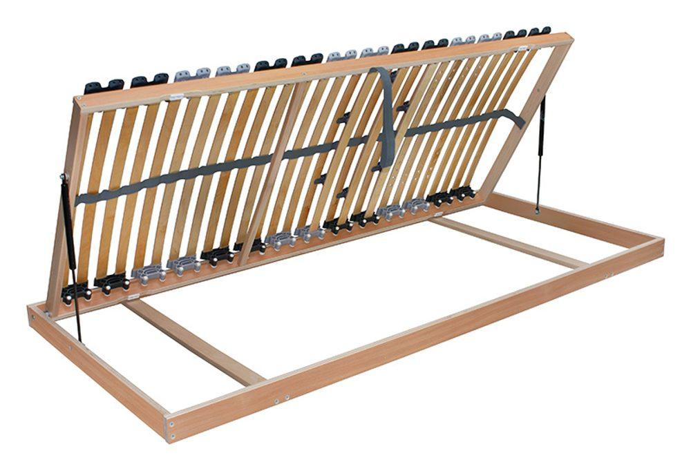 Lamelový rošt Ahorn Portoflex Kombi P/G výklopný - 80x200 cm / Levý