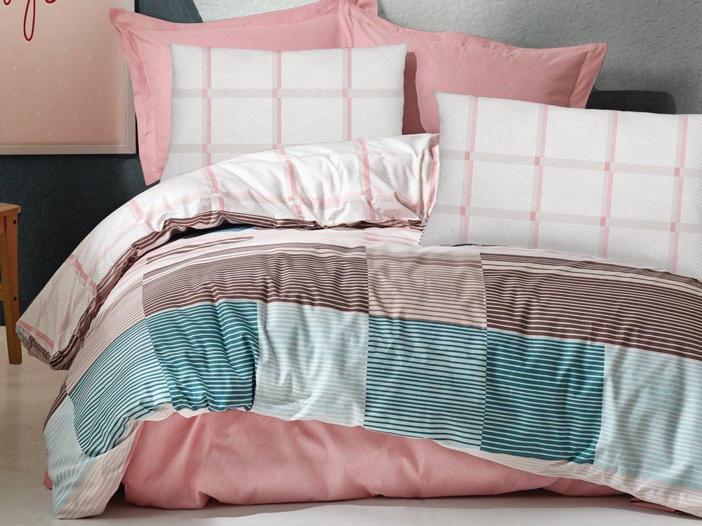 Cottonbox obliečka 100% bavlnená renforcé Eva - 140x200 / 70x90 cm