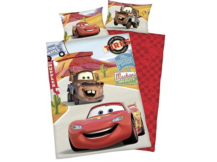 Herding bavlnené obliečky pre bábätká Cars (Autá) 135x100,40x60
