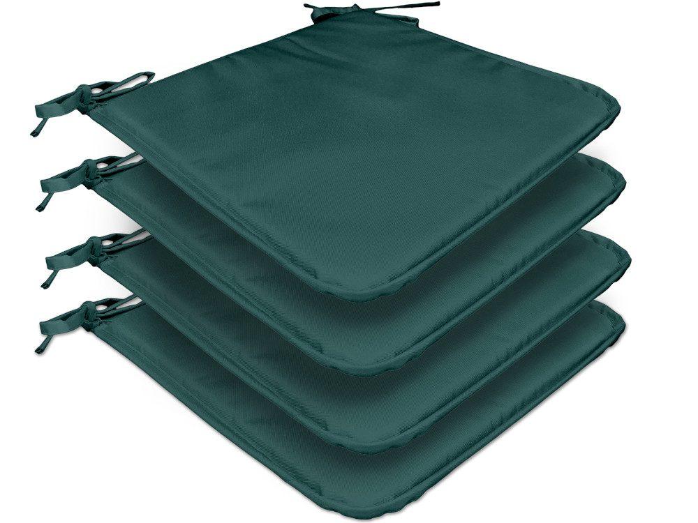 TODAY GARDEN SPIRIT sada 4 sedákov na stoličky 38x38x1,5 cm Paon
