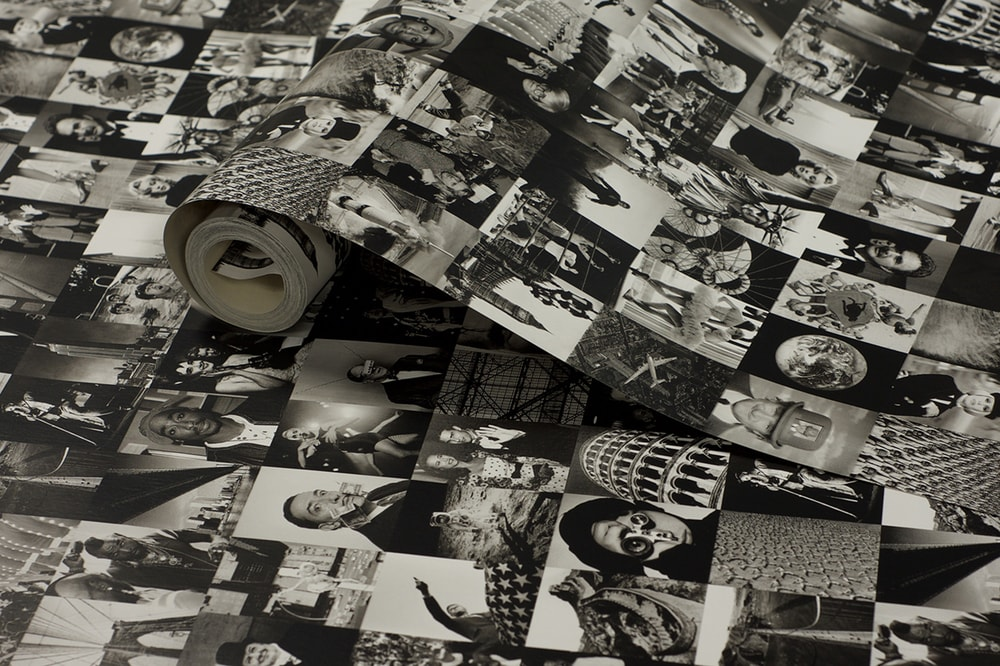 1Wall fototapeta v roli Časopis LIFE 10,05 x 0,53 m