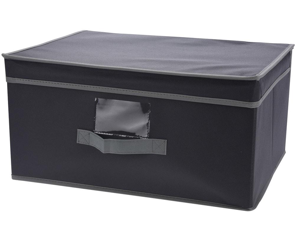 Home collection Úložná krabice s odklápěcím víkem 44x33x22cm