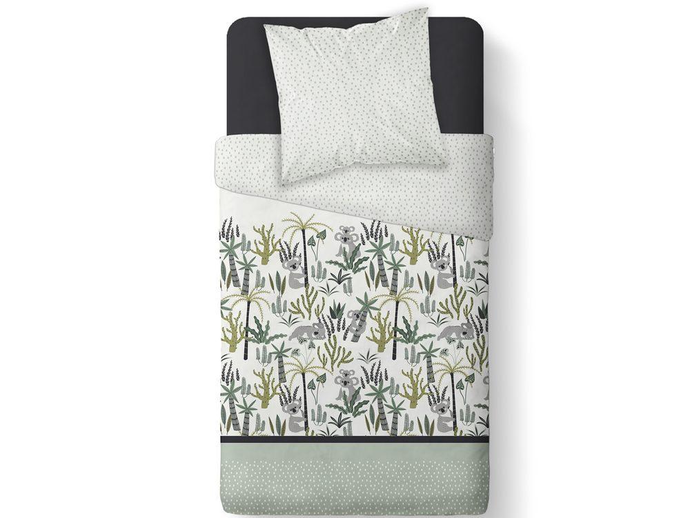 TODAY KIDS obliečka 100% bavlna Happy Bamboo 140x200/63x63 cm