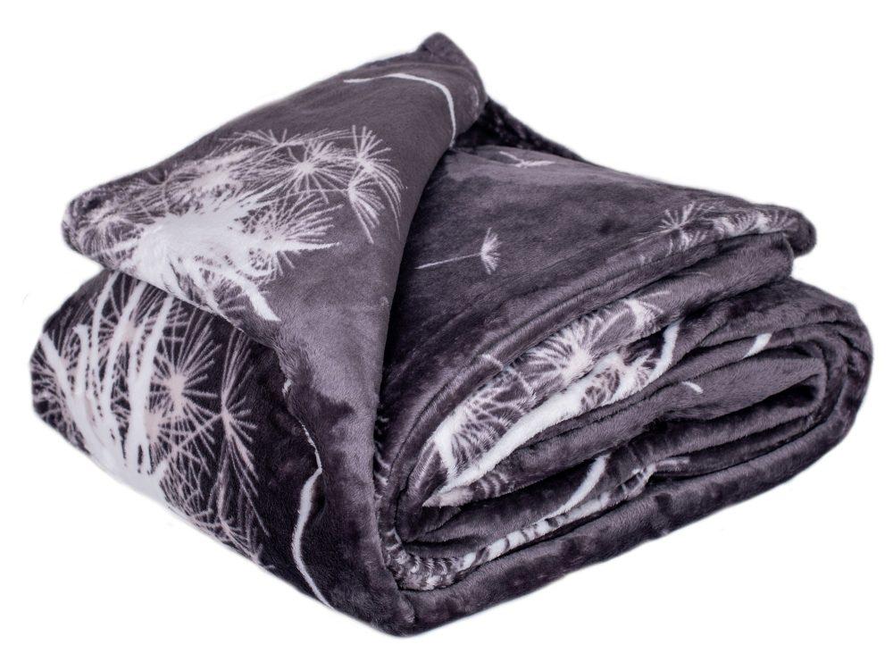 Homeville deka mikroplyš Dandelion - 150x200 cm