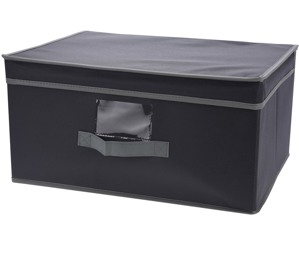 Home collection Úložná krabice s odklápěcím víkem 31x28x15cm