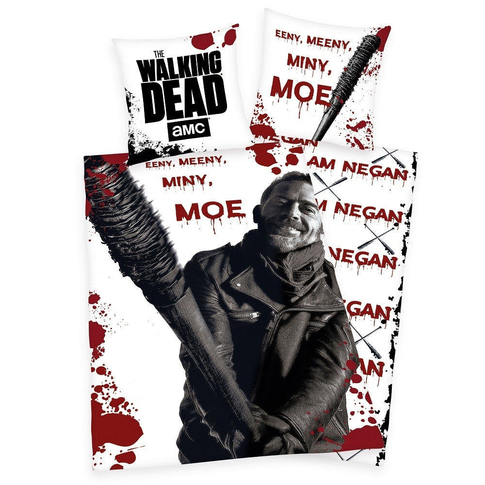 Herding povlečení The Walking Dead 140x200/70x90 cm