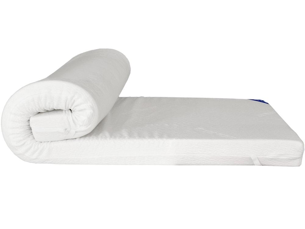 VISCOPUR Vrchní paměťová matrace (přistýlka) VISCOPUR® Tencel® Maxi 11 cm - 160x200 cm