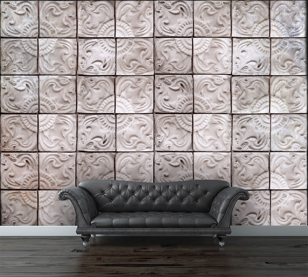 1Wall fototapeta Ozdobné obloženie steny 315x232 cm