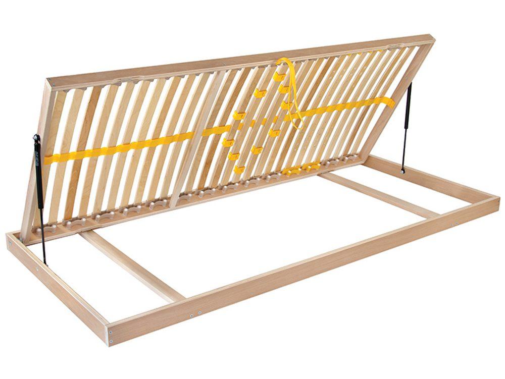 Ahorn Lamelový rošt Ahorn NEW Duostar Kombi P výklopný - 100x200 cm / Pravý