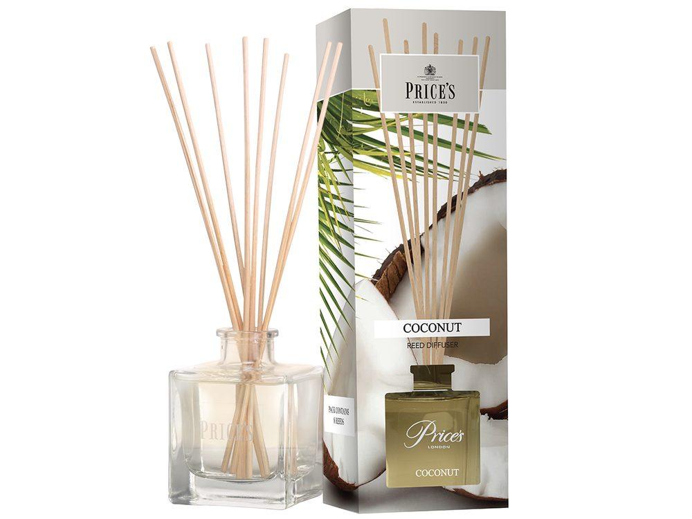 Price´s FRAGRANCE difuzér vône Exotic coconut 100ml