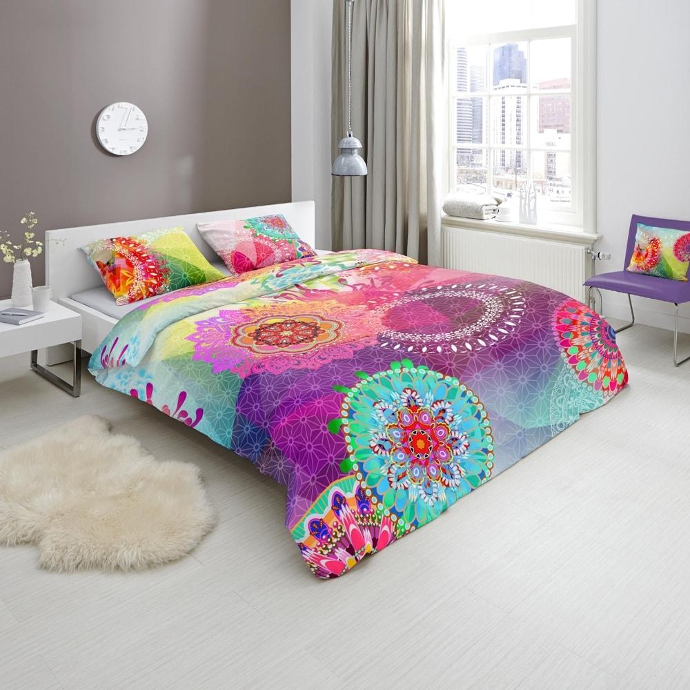 HIP Designové obliečky HIP bavlnený satén 5597 ESPLANADE - 240x200-220 / 60x70 cm