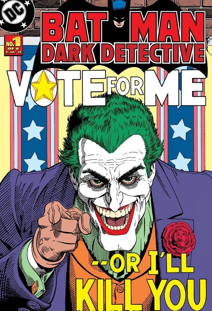 1Wall fototapeta Batman dark detective 158x232 cm