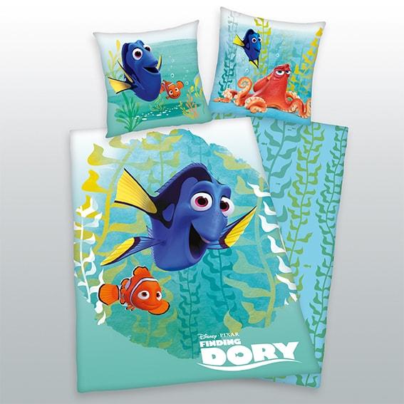 Herding obliečky Hľadá sa Dory (Nemo) 140x200,70x90