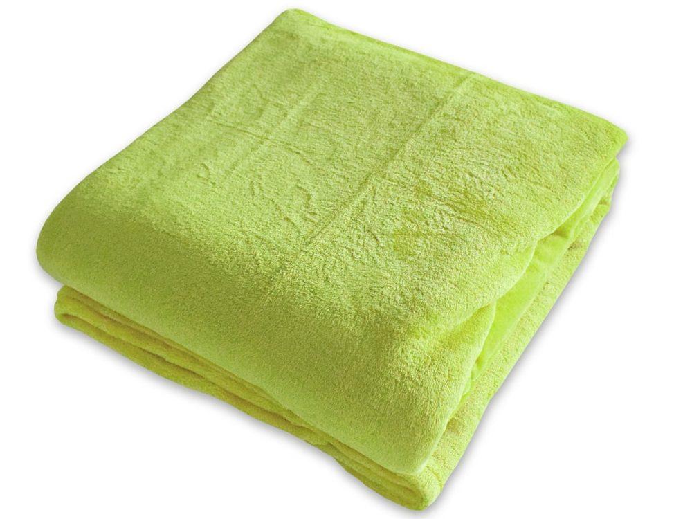 Homeville deka mikroplyš 150x200 cm sv. zelená