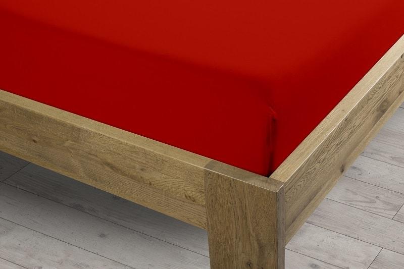 Sintex Plachta Sintex LUX s Lycrou červená v.30cm - 90x200 cm