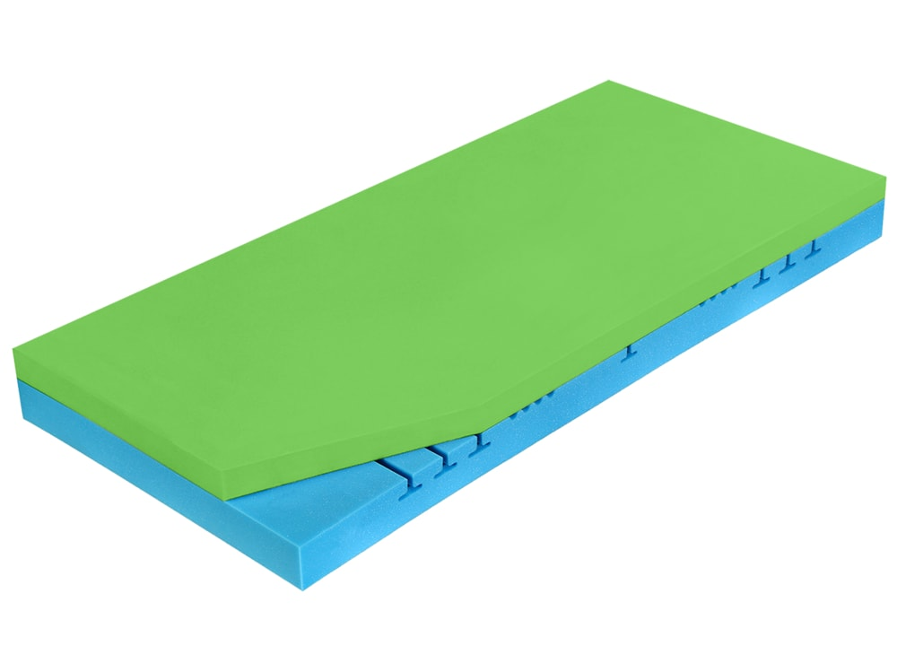 Curem Ortopedická matrace CUREM C2000 Style 90x200 cm výška 20 cm
