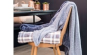 Pléd Mistral Home Flannel dyed Denim 150x200 cm