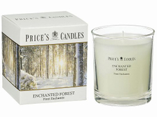 FRAGRANCE vonná svíčka ve skle Enchanted Forest - hoření 45h