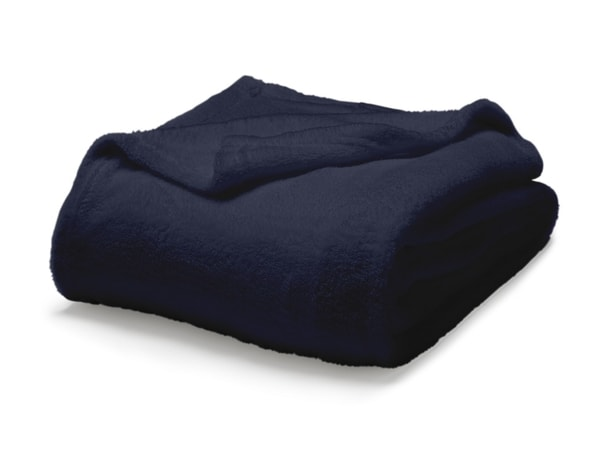 TODAY Maxi fleece deka 220x240 cm Ciel D'Orage - tm. modrá