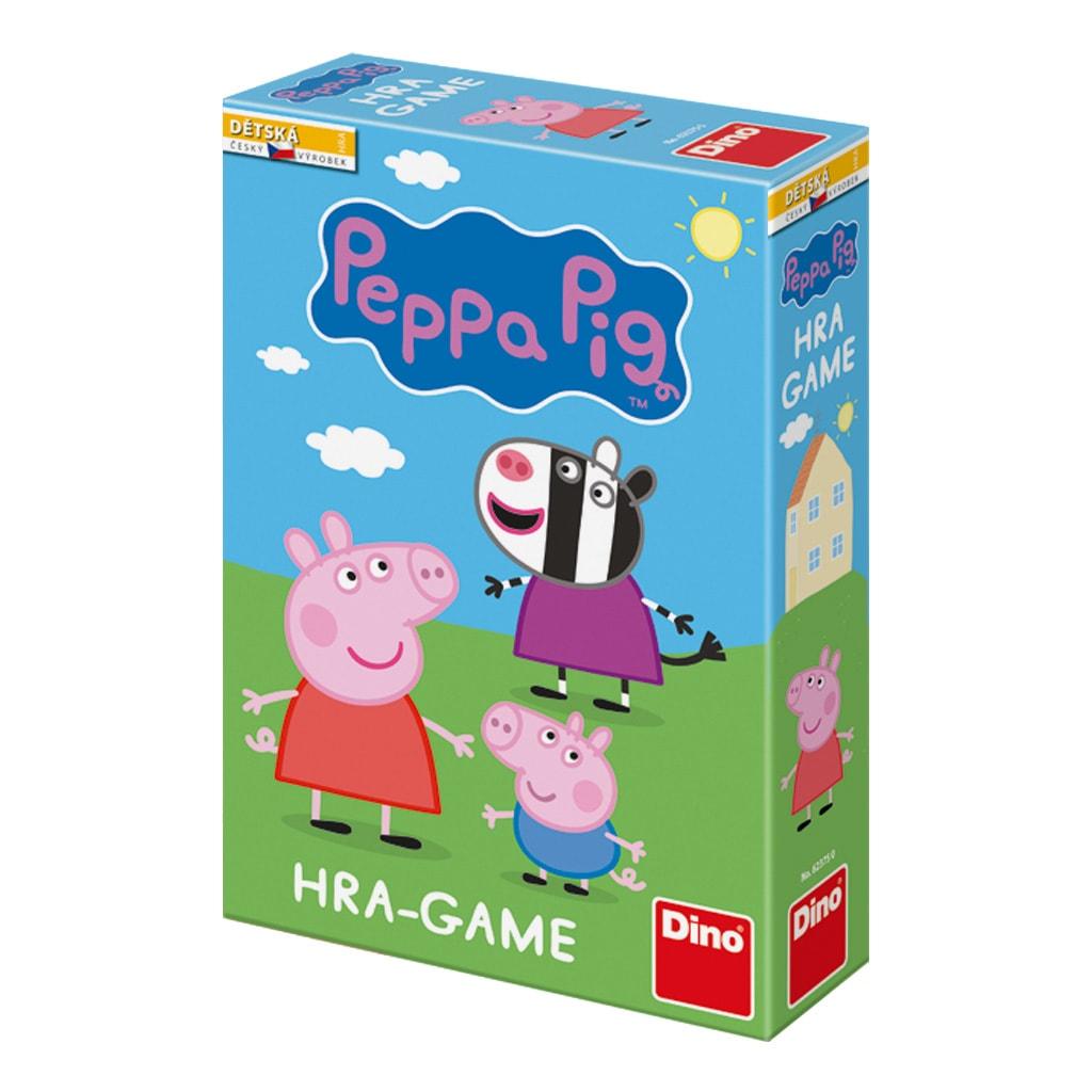 69f7356c8 Peppa Pig: Hra - Game | Dino | SVĚT-HER.CZ | Společenské deskové hry ...