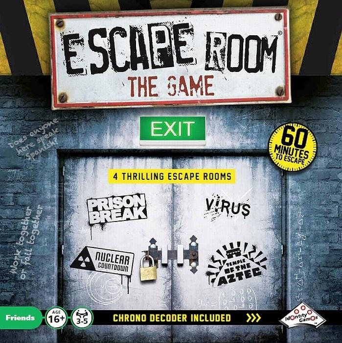5d3c87fb2 Escape Room: Úniková hra | Identity Games | SVĚT-HER.CZ ...