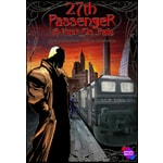 27th Passenger: A Hunt On Rails + PROMO