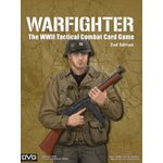Warfighter: The WWII Tactical Combat Card Game - 2nd Edition