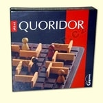 Gigamic Quoridor travel