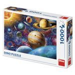 Puzzle Planety 1000d
