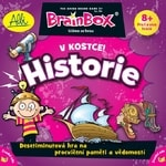 V kostce! (Brainbox) Historie