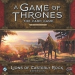 A Game of Thrones - Lions of Casterly Rock