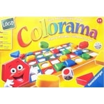 Colorama - tvary a barvy