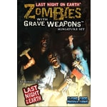 Last Night on Earth: Zombies with Grave Weapons set