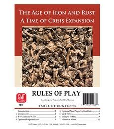 Produkt Time of Crisis - The Age of Iron & Rust Expansion