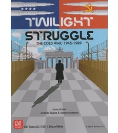 Produkt Twilight Struggle: Deluxe edition