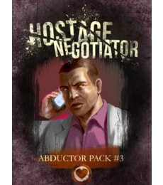 Produkt Hostage Negotiator: Abductor Pack 3