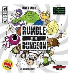 Produkt Kobky plné chaosu (Rumble in the Dungeon)