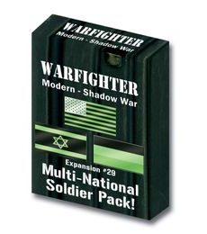 Produkt Warfighter: Multi-National Soldier Pack!