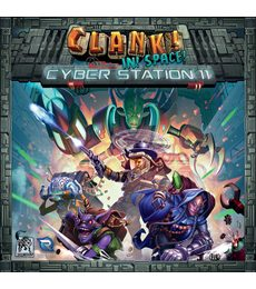 Produkt Clank! In! Space! Cyber Station 11
